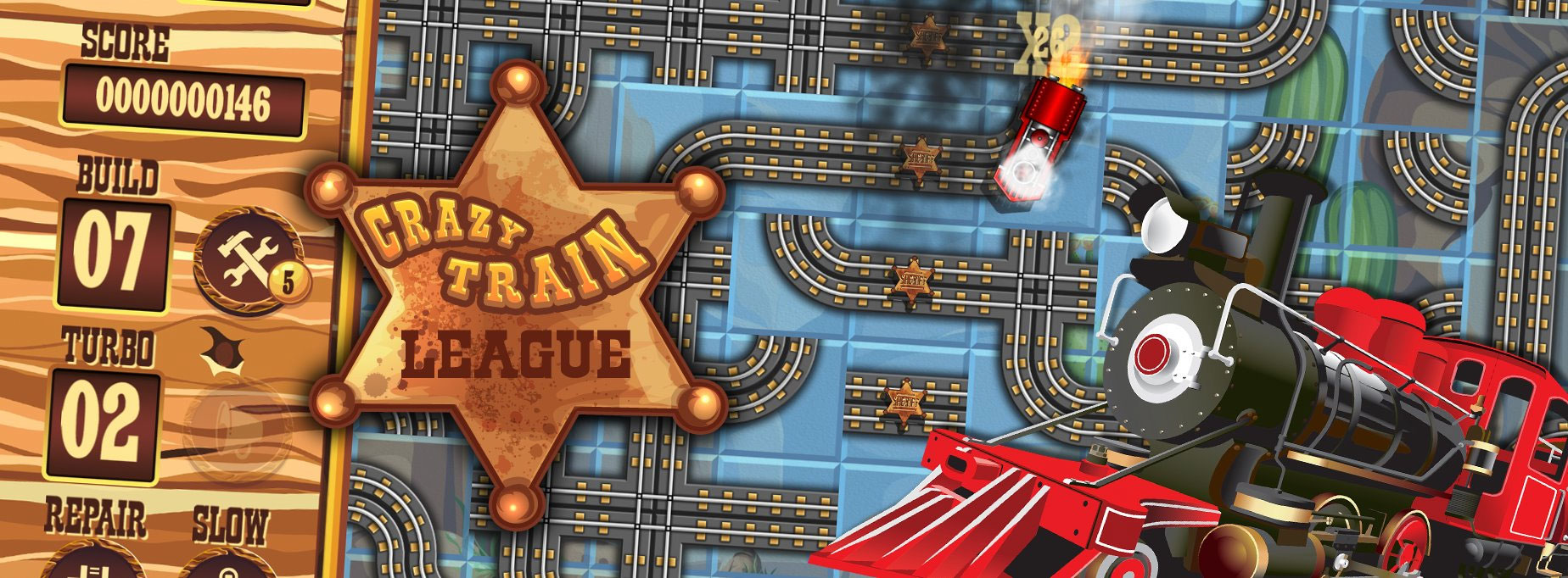 crazy train league puzzle